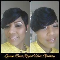 Queen Bee's Royal Hair Gallery