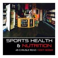 Sports Health & Nutrition