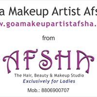 Afsha The Hair, Beauty & Make-up Studio, exclusively for ladies