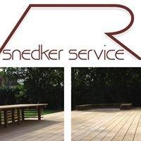 A.R. snedker service Aps