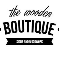 The Wooden Boutique