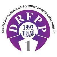 DRFPP Nr.1, Tirane