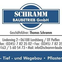Baubetrieb Schramm GmbH