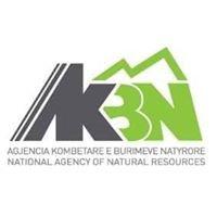 Agjencia Kombëtare e Burimeve Natyrore - AKBN  faqja zyrtare