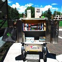 Pitkin County Library Book Bike