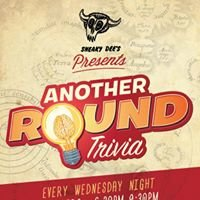 Another Round Trivia at Sneaky Dee's