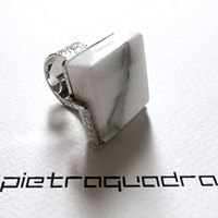 Pietraquadra stone jewels