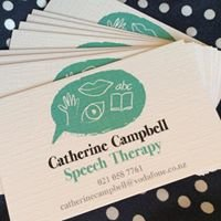 Catherine Campbell Speech Therapy