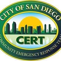City of San Diego CERT Program