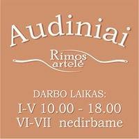 Audinių salonas Klaipėdoje