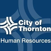 City of Thornton Human Resources