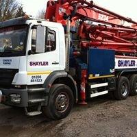 Shayler Concrete Pumping Ltd