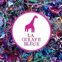 La Girafe Bleue
