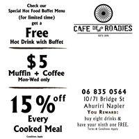 Cafe De Roadies