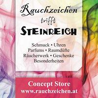 Rauchzeichen trifft Steinreich - Concept Store