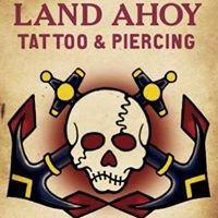 Land Ahoy Tattoos