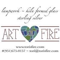 Art on Fire