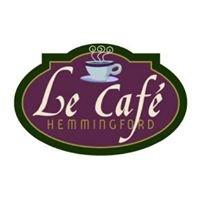 Le Café Hemmingford