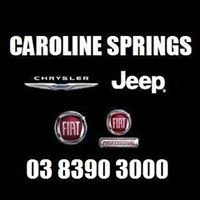 Caroline Springs Chrysler Jeep & Fiat
