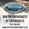 Heritage Classic Car Insurance