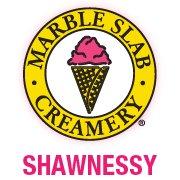 Marble Slab Creamery - Shoppes at Shawnessy