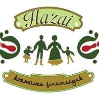 HAZAI kézműves finomságok