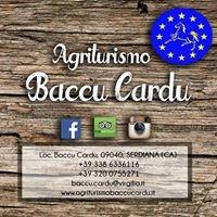 Agriturismo Baccu Cardu