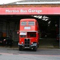 Merton Bus Garage