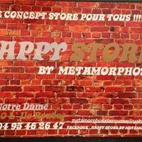 HAPPY STORE by Métamorphose