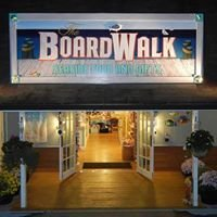 The BoardWalk At Olde Mistick Village