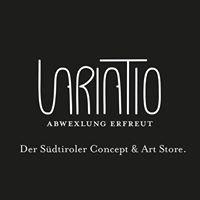 Variatio - Der Südtiroler Concept & Art Store.