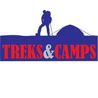TREKS & CAMPS