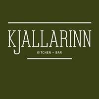 Kjallarinn - Kitchen Bar