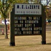 M.E. LaZerte High School
