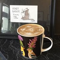 Honey Badger Coffee