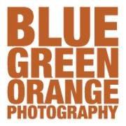 Blue Green Orange Photography