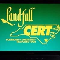 Landfall CERT