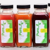 STAY PURE Juicery