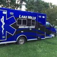 Lake Mills Ambulance Service
