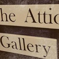 The Attic Gallery, Broadwindsor Craft Centre