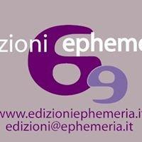 Edizioni Ephemeria/Editoria per la danza