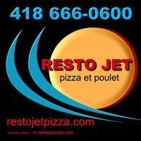 JET pizza/poulet restaurant