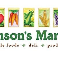 Hanson's Market at Little Italy