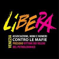 """Presidio Libera """"Vittime dei Veleni del Petrolchimico"""" Venezia e Terraferma"""