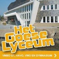 Pontes Het Goese Lyceum locatie Oranjeweg