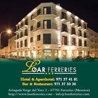 Restaurante Loar Ferreries