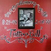 Bill's Tattoos