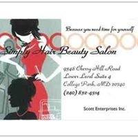 Simply Hair Beauty Salon - College Park, Maryland