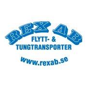 Rexab Flytt & Tungtransport AB