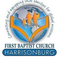 First Baptist Church Harrisonburg